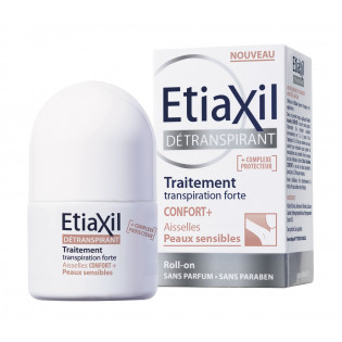 ETIAXIL DETRANSPIRANT PEAUX SENSIBLES ROLL ON 15ML