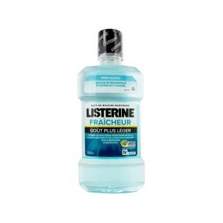 Listerine Bain de Bouche Protection Dents et Gencives. Flacon 250ML