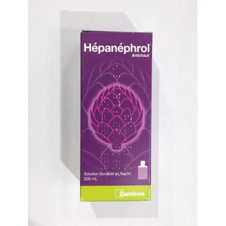 HEPANEPHROL SIROP 200ML ZAMBON - Mon pharmacien conseil