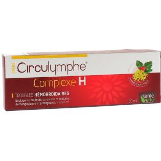CIRCULYMPHE COMPLEXE H CREME 50ML SANTE VERTE