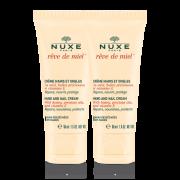 OFFRE SPECIALE Nuxe Rêve de miel crème mains ongles. 2 tubes de 50ml