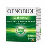 Oenobiol Capillaire Sublimateur cheveux et ongles 60 Comprimés