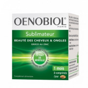 Oenobiol Capillaire Force et Vitalité cheveux et ongles 60 Comprimés