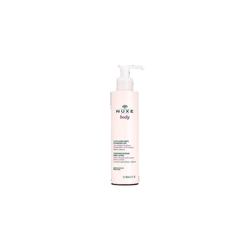 NUXE Body Lait Fluide Corps Hydratant 24h - 200 ml