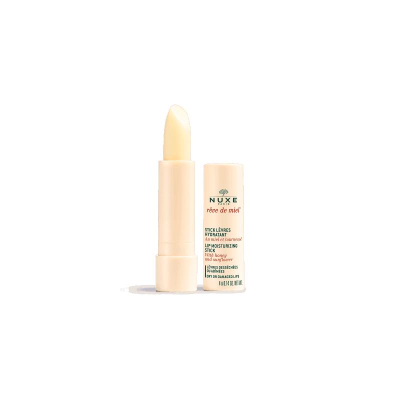 Nuxe Rêve de miel - Stick lèvre hydratant. 4G