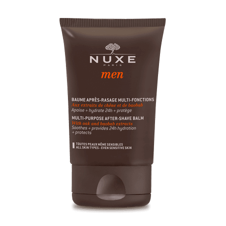 Nuxe Men Baume Après Rasage multi fonctions. Tube 50ml