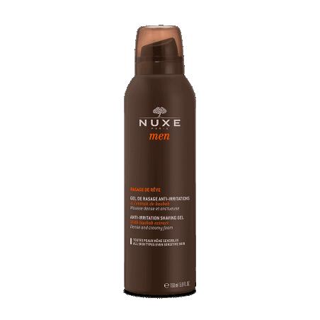 Nuxe Men Gel de rasage anti-irritations 150ml