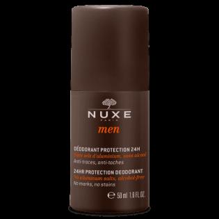 Nuxe Men Déodorant protection 24h. Bille 50ml