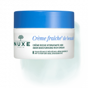 Nuxe Crème Fraîche de Beauté Crème riche hydratante 48H. Pot 50ml