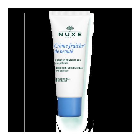 Nuxe Crème Fraîche® de Beauté Crème hydratante 48H. Tube 30ML