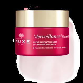 Nuxe Crème Merveillance Enrichie Soin rides d'expression installées Peau très sèche. Pot 50ML