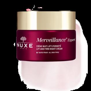 Nuxe Merveillance® expert Crème riche lift-fermeté - peaux sèches à très sèches. Pot 50ml