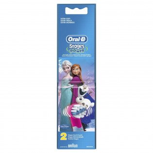 ORAL B STAGES POWER 2 BROSSETTES LA REINE DES NEIGES