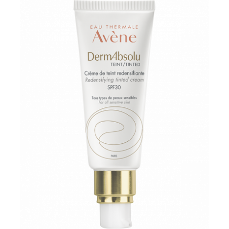 Avène Dermabsolu Crème de teint redensifiante. Tube-pompe 40 ml