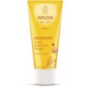 WELEDA CALENDULA Crème protectrice Visage. Tube 75ml