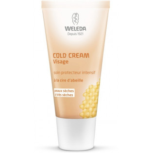 WELEDA COLD CREAM Visage. Tube 30ml