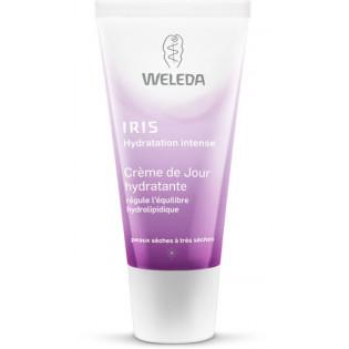 WELEDA IRIS Crème de Jour hydratante. Tube 30ml