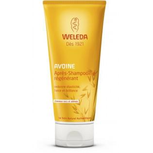 WELEDA Avoine Après-shampooing régénérant. Tube 200ml