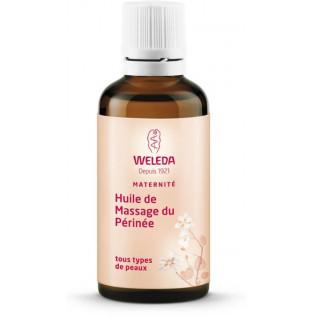 WELEDA MATERNITE Huile de Massage du Périnée. Flacon 50ml