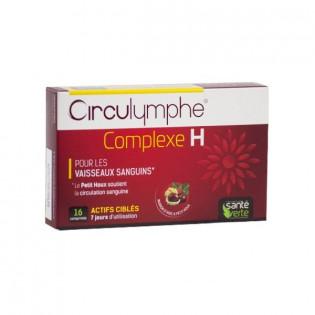 CIRCIRCULYMPHE COMPLEXE H 16 COMPRIMES