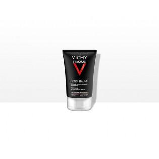 Vichy HOMME Sensi baume CA Anti-réaction peau sensible. Tube de 75ml