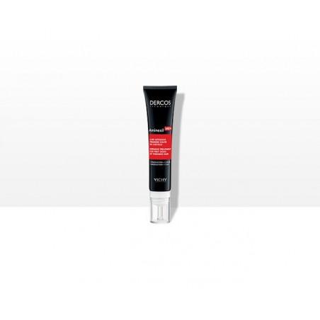 VICHY DERCOS TECHNIQUE Aminexil Men Cure Intensive Première chute de cheveux. Tube 36ml