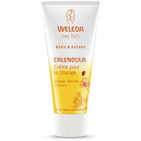 WELEDA BEBE CALENDULA Crème pour le Change. Tube 75ml