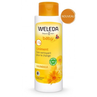 WELEDA BEBE Liniment. Flacon 400ml
