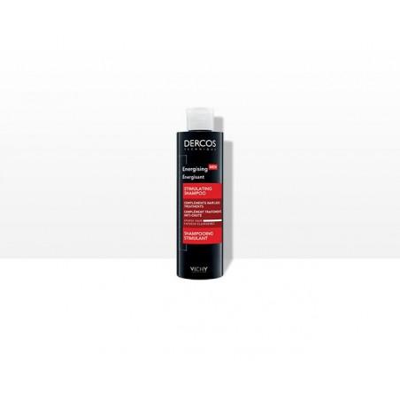 VICHY DERCOS TECHNIQUE Énergisant Men Shampooing Stimulant. Flacon 200ml