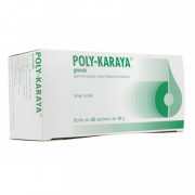 POLY-KARAYA 30 SACHETS DE 10G