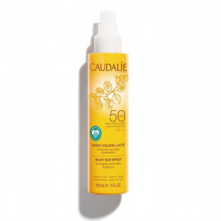 CAUDALIE Solaire Crème Visage Anti-rides SPF50. Tube 50ml