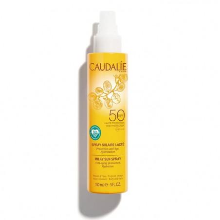 CAUDALIE Solaire Lacté SPF50. Spray 150ml