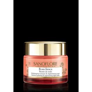 Sanoflore Rosa angelica - Velouté d'éveil hydratant peaux normales à sèches. Tube 40ML