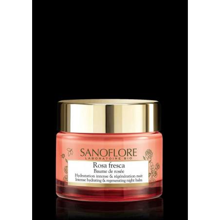 Sanoflore Rosa fresca Baume de rosée. Pot 50ml