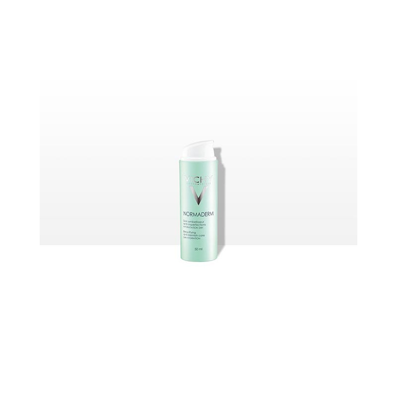 Vichy Normaderm Soin Hydratant Anti-Imperfections Global. Flacon Pompe 50ml