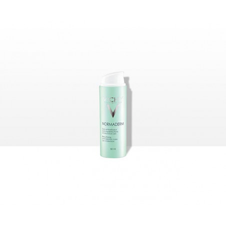 VICHY NORMADERM SOIN CORRECTEUR ANTI-IMPERFECTIONS HYDRATATION 24H. Flacon Pompe 50ml