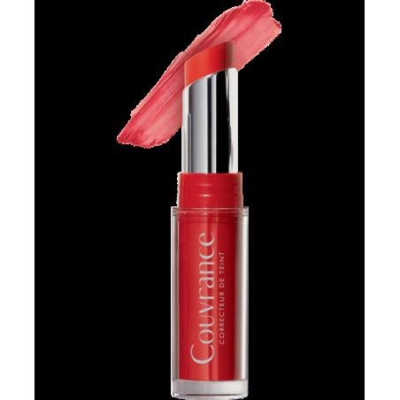 AVENE Baume embellisseur Lèvres Rouge Eclat SPF 20. Stick 3g