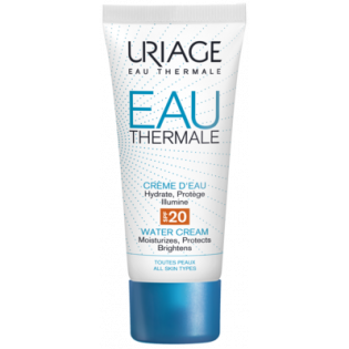 URIAGE EAU THERMALE - Brume d'Eau SPF30. Spray 50ml