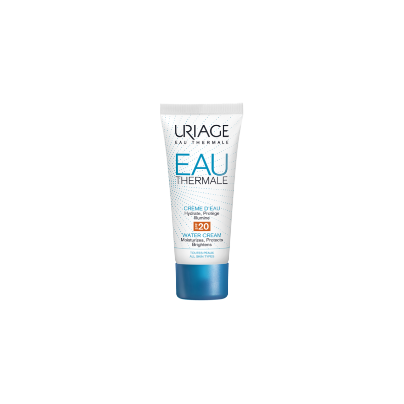 URIAGE EAU THERMALE - Brume d'Eau SPF30. Spray 50ml