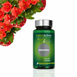 NATURACTIVE PhytoXpert PROSTATE 60 gélules