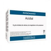 THERASCIENCE Physiomance Acidial boîte de 30 sachets