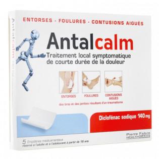ANTALCALM 5 EMPLATRES