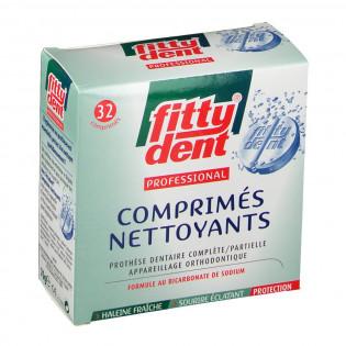 FITTY DENT 32 COMPRIMES NETTOYANTS