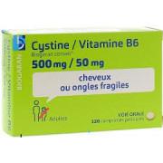 Cystine B6 Biogaran 120 comprimés pelliculés