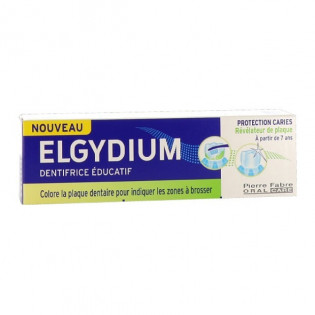 ELGYDIUM DENTIFRICE EDUCATIF A PARTIR DE 7 ANS 50ML