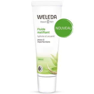 WELEDA Fluide matifiant. Tube 30ml