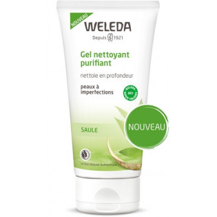 WELEDA Gel purifiant. Tube 100ml