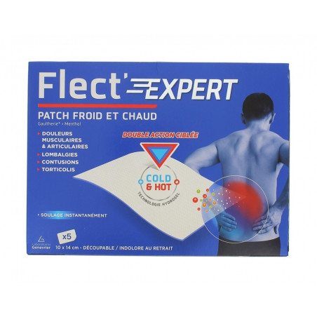 FLECT'EXPERT PATCH FROID ET CHAUD X5