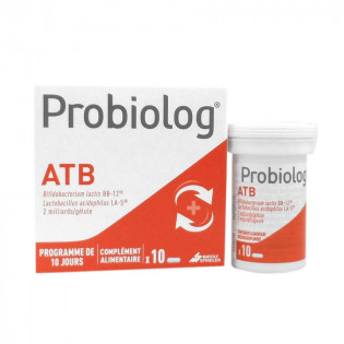 PROBIOLOG COMPLEMENT ALIMENTAIRE 30 GELULES