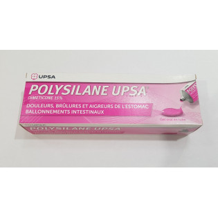 Polysilane UPSA gel oral tube 170g